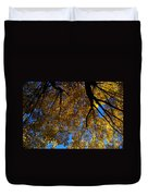 Golden Maple 8 Duvet Cover