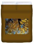Golden Maple 9 Duvet Cover