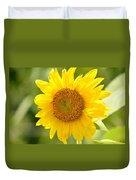 Golden Moment - Sunflower Duvet Cover