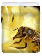 Golden Nectar  Duvet Cover