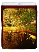 Golden Pond 4 Duvet Cover