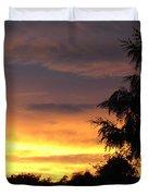 Golden Sunset 3 Duvet Cover