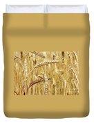Golden Wheat  Duvet Cover