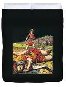 Goliath Duvet Cover