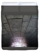 Gondola Ride Tunnel Duvet Cover