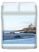Good Harbor Beach Duvet Cover