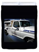 Good Humor Ice Cream Truck 02 Duvet Cover