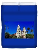 Good Shepherd Catholic Church Duvet Cover