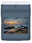 Goodnight Windnsea Duvet Cover