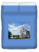 Goodspeed Opera House East Haddam Connecticut Duvet Cover