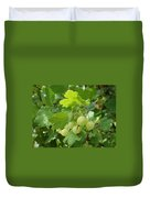 Gooseberries Duvet Cover