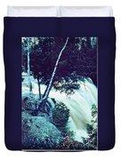 Gooseberry Falls - Minnesota Duvet Cover