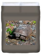 Gopher Turtle Duvet Cover