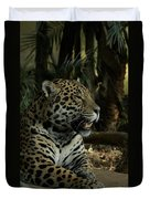 Gorgeous Jaguar Duvet Cover