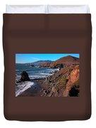 Gorgeous Sonoma Coast Duvet Cover
