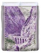 Gorges Kerrata Duvet Cover