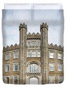 Gormanston Castle Duvet Cover