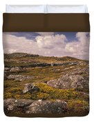 Gorse And Heather Duvet Cover