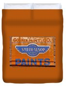 Goshen Paint Company Duvet Cover