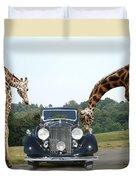 Got Grey Poupon Duvet Cover