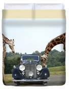 Got Grey Poupon Duvet Cover