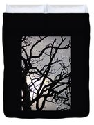 Goth Tree Duvet Cover