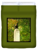 Gothic Autumn Duvet Cover