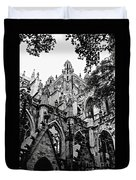 Gothic Cathedral Of Den Bosch Duvet Cover by Carol Groenen