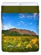 Gothic Meadow Duvet Cover