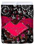 Gothic Night Duvet Cover