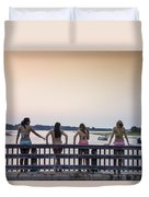 Goulds Creek Girls Duvet Cover