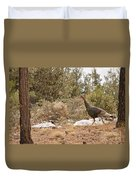 Gould's Wild Turkey Vii Duvet Cover