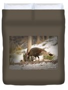 Gould's Wild Turkey Vix Duvet Cover