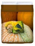 Gourd Pair Duvet Cover