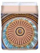 Gov001-12 Duvet Cover by Cooper Ross