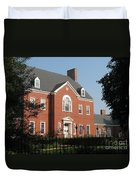 Governor House Annapolis Duvet Cover