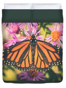 Grace And Beauty Duvet Cover