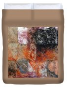 Grace And Chaos Duvet Cover