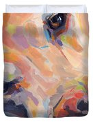 Grace Duvet Cover by Kimberly Santini