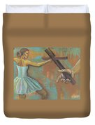 'grace Was Given' Duvet Cover