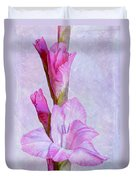 Grace With Textures Duvet Cover