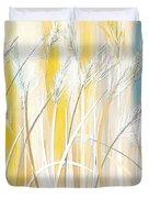 Graceful Grasses Duvet Cover