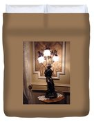 Graceful Lamp Duvet Cover