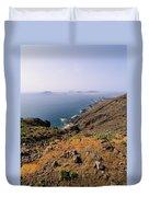 Graciosa Island Duvet Cover