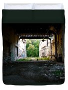 Graffiti Alley 1 Duvet Cover