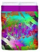 Graffiti Cubed 2 Duvet Cover