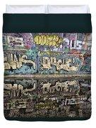 Graffity Reflection Duvet Cover