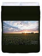 Grain Field Duvet Cover
