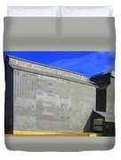 Grain Storage Duvet Cover