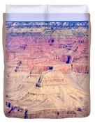 Gran Canyon 32 Duvet Cover